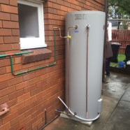 Hot water replacement at house in Burwood NSW