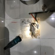 Burst pipe at Abbotsford REPAIRED by CMF Plumbing