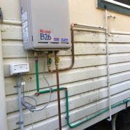 Instantaneous hot water unit installed at West Ryde