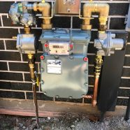 Gas meter upgrade at North Ryde