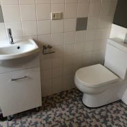 CMF Plumbing replaces bathroom fixtures at Elizabeth Bay