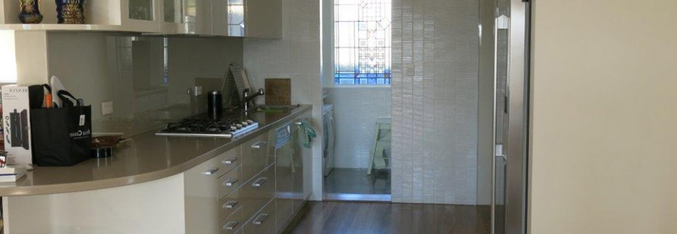 Bathroom, kitchen and laundry renovations