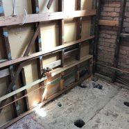 CMF Bathroom renovation at George's Hall