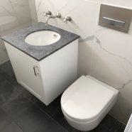 Bathroom and kitchen fitout Elizabeth Bay